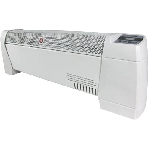 Optimus H-3603 30-Inch Baseboard Convection Heater with Digital Display and Thermostat Reviews