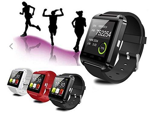 Homego Bluetooth Wrist Smart Watch Mate Handsfree Call For Smartphones Outdoor Sports Pedometer Stopwatch
