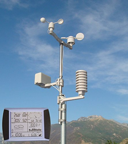 ProWeatherStation Wireless Data Logging Weather Station Reviews