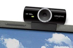 Creative Live! Cam Connect HD 720 Webcam
