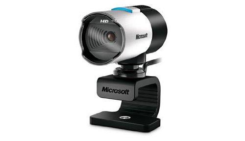 Microsoft LifeCam Studio 1080p HD Webcam – Gray