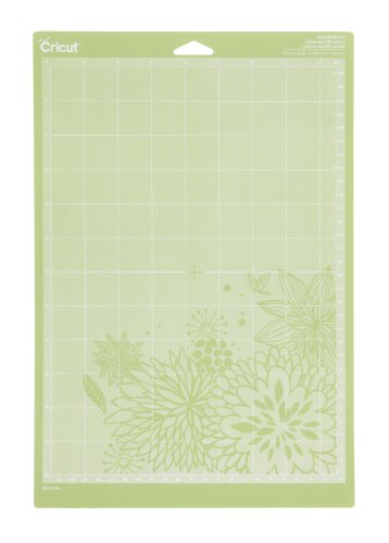 Cricut StandardGrip Adhesive Cutting Mat for Crafting, 8.5 by 12-Inch