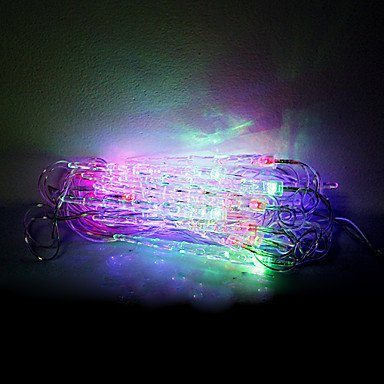 LWW- 4M 20 LEDs Christmas Halloween decorative lights festive strip lights-Small icicles (220V)