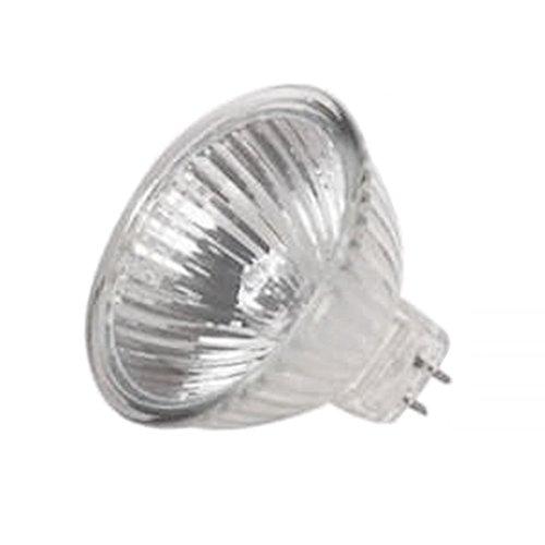 Anyray A1897Y (1)-Bulb GU8 Base MR-16 25 Watts JCDR 120 Volts BI-PIN Clear 120V 25W G8