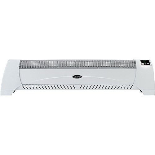 Lasko 5622 Low Profile Silent Room Heater, White Reviews