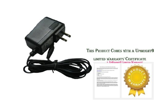 UpBright® NEW AC / DC Adapter For Panasonic BB-HCM511 BB-HCM511A BB-HCM515 BB-HCM515A BB-HCM531 BB-HCM531A BB-HCM581 BB-HCM581A BBHCM511 BBHCM515A BBHCM531 BBHCM581A Network IP Security Surveillance Camera Web Cam Power Supply Cord Cable Charger Input: 100 – 240 VAC Worldwide Use Mains PSU Reviews