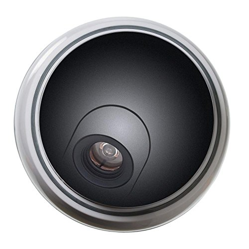 Simplified Home Security Simulated Surveillance Camera – Dome