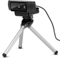 Mounts on computers or tripods