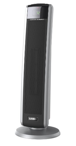 Lasko 5586 Digital Ceramic Tower Heater with Remote Reviews