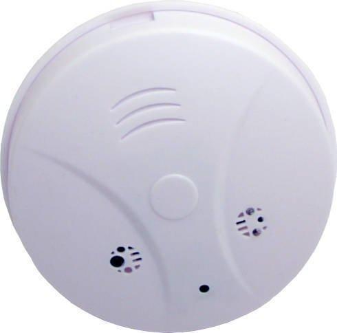 HCSmokeSD: Smoke Detector SD Hidden Camera Reviews
