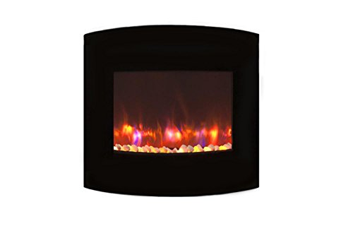 GreatCo Gallery Series Built-in Electric Fireplace, 36-Inch
