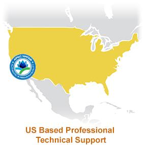 US Based Professional Technical Support
