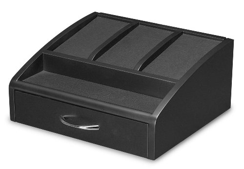 Simply Put Deluxe Charging Station, Black (9541-5)