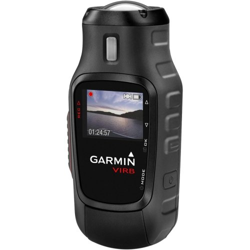 "Garmin, Virb Action Camera Mountable High Definition 16.0 Mpix Flash Card Underwater Up To 3.3 Ft ""Product Category: Cameras/Digital Cameras/Camcorders"" Reviews"