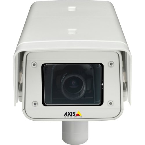 "Axis, P1357 Network Camera Network Camera Color ( Day&Night ) 5 Mp 2592 X 1944 Cs-Mount Vari-Focal Audio 10/100 Mpeg-4, Mjpeg, H.264 Dc 8 28 V / Poe ""Product Category: Networking/Camera Mounts & Enclosures"""