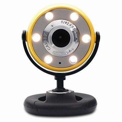Gear Head Night Vision Web Cam Yellow (wc1400ylw) – Reviews