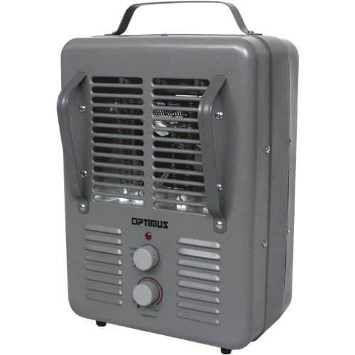 Optimus H-3013 Portable Utility Heater with Thermostat
