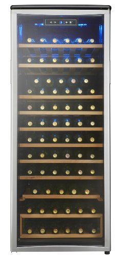 Danby Designer 75 Bottle Freestanding Wine Cooler Reviews