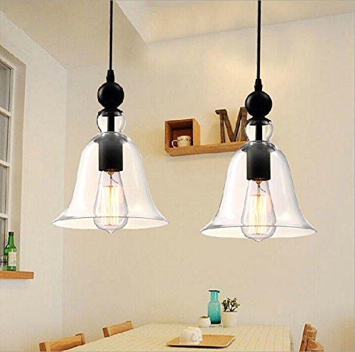 LOVEBABY 40W Edison Bulb, Hanging Ceiling Lights Fixture (RH2620)