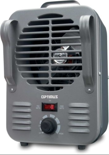 Optimus H-3011 Portable Utility Heater with Thermostat Reviews