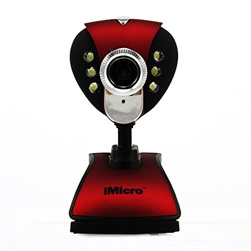 iMicro IMC3299 USB Webcam with Night Vision