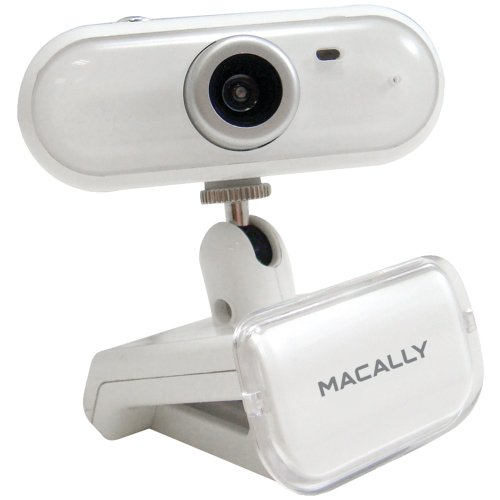 MACALLY – MACALLY ICECAM2 USB 2.0 VIDEO WEB CAM WITH MICROPHONE