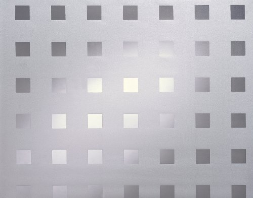 DC Fix 338-0010 Static Cling Window Film, Matrix, 17.72″ x 4.92′ Reviews