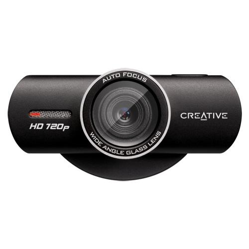 Creative Live! Cam Socialize HD AF 720P, 10MP Webcam