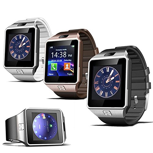 Padgene Bluetooth Smart Watch Phone Mate For Samsung S5 S6 Note 4 HTC Sony Nokia Huawei LG All Android Smartphones