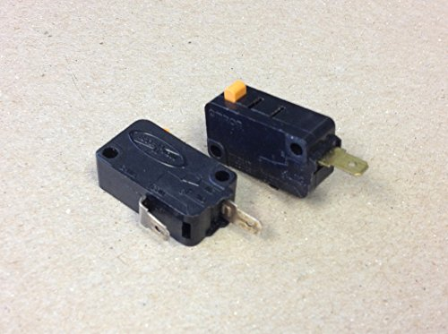 Microwave Oven Door / Interlock Switch 16A, NC Terminal Reviews