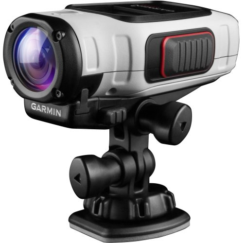 """Garmin, Virb Elite Action Camera Mountable High Definition 16.0 Mpix Flash Card Wi-Fi Underwater Up To 3.3 Ft White """"Product Category: Cameras/Digital Cameras/Camcorders"""""""