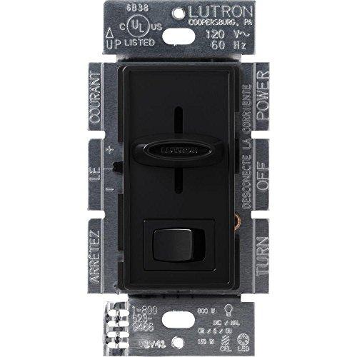 Skylark 150-Watt Single-Pole/3-Way CFL-LED Dimmer – Black