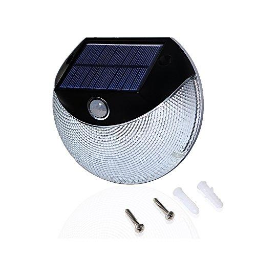 Assem 174 Solar Powered Wireless Security Light Weatherproof