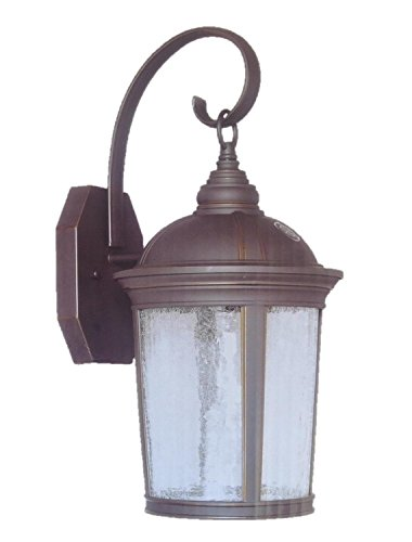 Altair Lighting Outdoor Led Lantern 950 Lumen Dusk Dawn With Optional Arm Kit Aged Bronze Patina Finish Al 2150