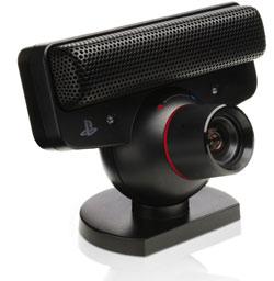 PlayStation Eye camera peripheral
