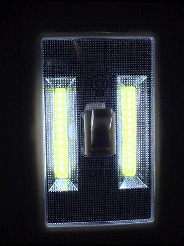 Battery Operated LED lights 2 PACK, Under Cabinet, Shelf ...
