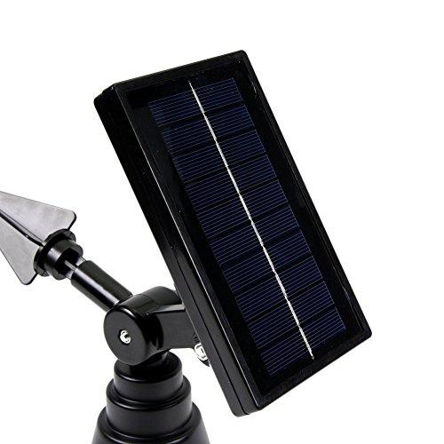 Exlight Outdoor Led Solar Spotlight Light In Ground