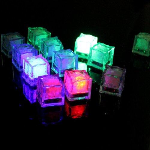 High Quality Multi Function Decorative Elegant Style Led: Eruner Party Decorative Ice Cubes Light