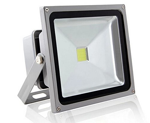 GLW® 30w Outdoor LED Flood Lights Cool White Security