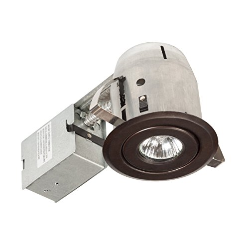 3 inch recessed lighting kit : Globe electric inch recessed lighting kit bulbs