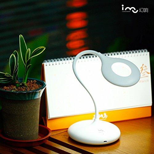 I Mu Led Lights Table Desk Lamp Adjustable Touch Sensor