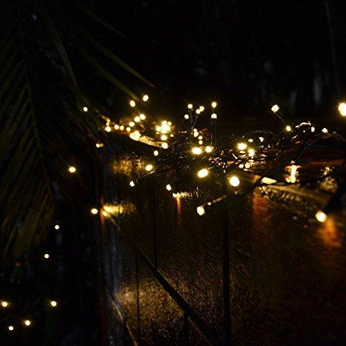INST Solar Powered LED String Light, Ambiance Lighting, 54