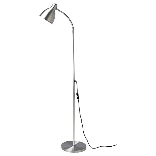 ikea lersta floor reading lamp and e26 11w 550 lumen light bulb bulbs fittings ideas. Black Bedroom Furniture Sets. Home Design Ideas