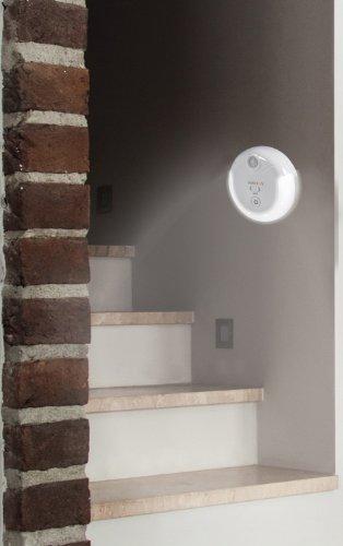 Ivation 6 Led Automatic Motion Sensing Night Light