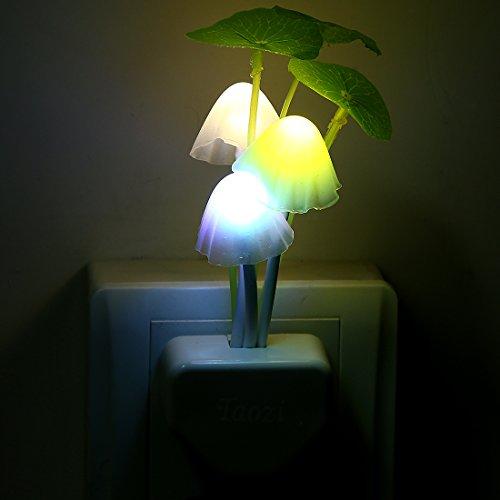 Kids Night light ,2PCS Led Plug In Nightlight for Kids ...