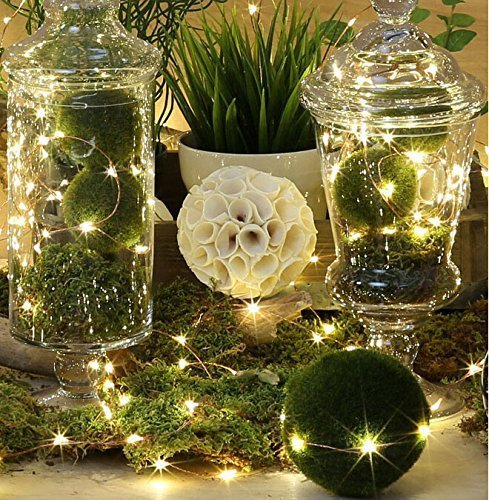 Solar String Lights Bmouo 174 100 Leds Outdoor Indoor Starry