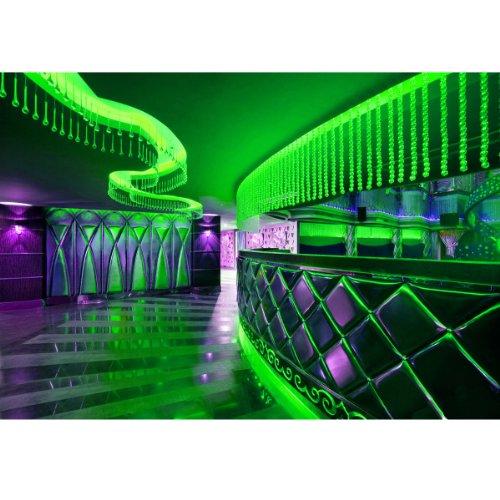 2 Watt 268mm 240 Volt Led Strip Light Fitting: LE® 16.4ft 12V Flexible LED Strip Lights, Green, 82 Lumens