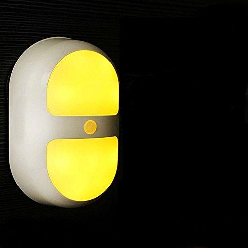 LED Night Light With Sensor, Smart Nightlight for Kids ...