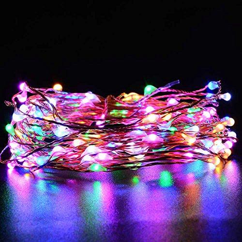 Luckled Starry String Lights