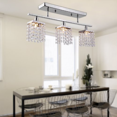Small Chandeliers For Dining Room: LightInTheBox Mini Style Chandelier With 3 Lights In